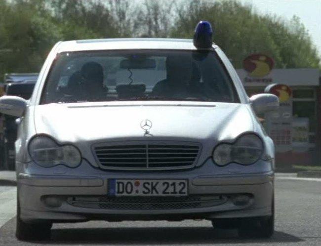 Mercedes-Benz Classe C - W203