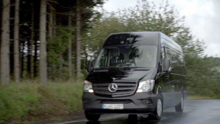 Mercedes-Benz Sprinter - W906