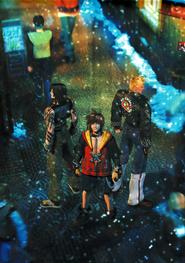 The Bouncer CGI - Group 1