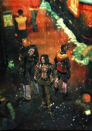 The Bouncer CGI - Group 2