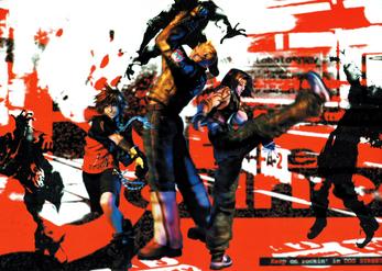 The Bouncer CGI Art 1