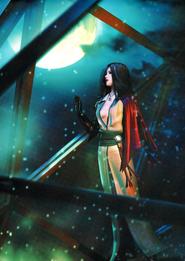 The Bouncer CGI - Kaldea Orchid CGI