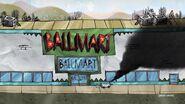 Exterior Of Ballmart seen in Cooler-Heads Prevail