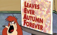 Leaves Ever Autumn Forever