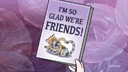 Sheriff's Friends card