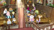 Church attendees in Greener Pastor