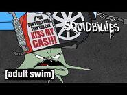 Early gets a hybrid - Squidbillies - Adult Swim