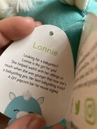 Lonnie the Unicorn Tag 2