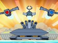 Super Robot Vehicles