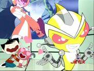 Nova's Reaction to Sparx and Chiro
