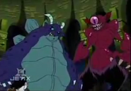 Ma and Pa Sheenko as Monsters