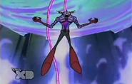 Skeleton King Powering Up