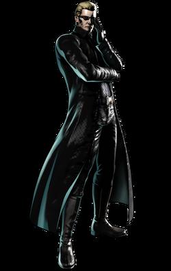 Wesker CG Art.png