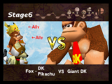 Versus Screen