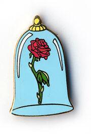 Beauty and the Beast Boxed Pin Set (Enchanted Rose).jpeg