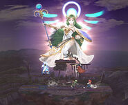 SSBB Palutena Pit Final Smash