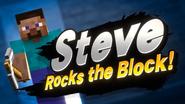 Steve Rocks the Block!