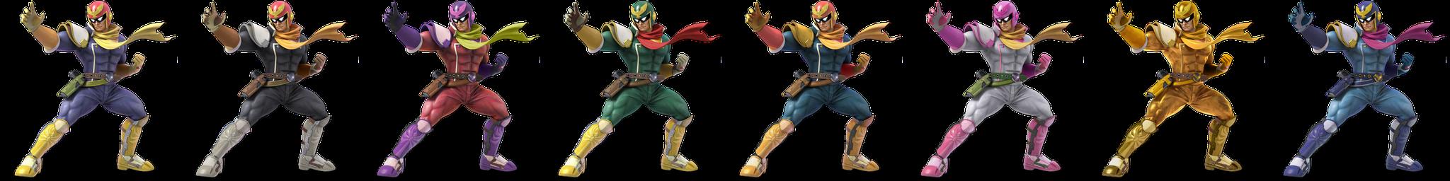 Captain Falcon (Super Smash Bros. Ultimate)