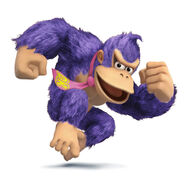 Donkey Kong Pallette 04