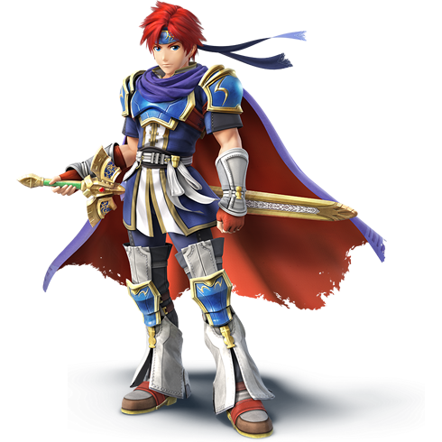 Roy - Super Smash Bros. for Nintendo 3DS and Wii U.png