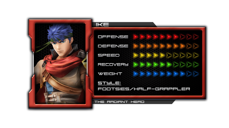 Ike (Super Smash Bros. for Nintendo 3DS and Wii U)