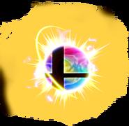 SSBU Smash Ball