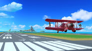 Smash.4 - Pilotwings Stage-2