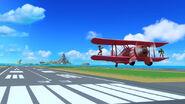 Smash.4 - Pilotwings Stage-2