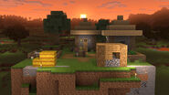 Minecraft World Twitter Pic 2