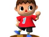 List of SSB3DS trophies/Animal Crossing series