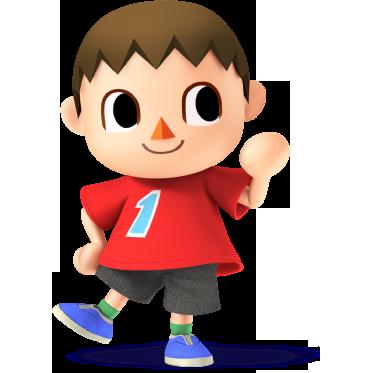 Villager - Super Smash Bros. for Nintendo 3DS and Wii U.png