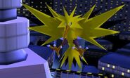 Zapdos in Prism Tower