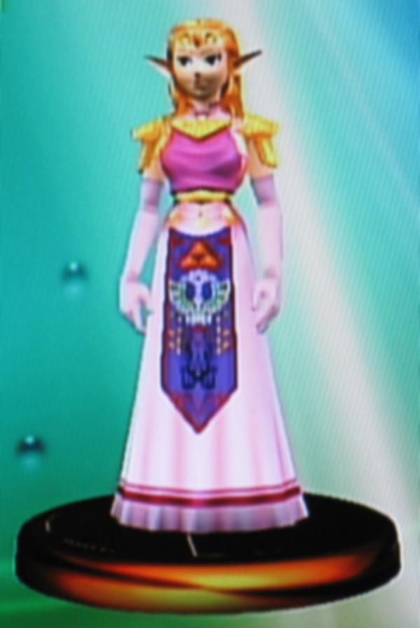 Zelda (Super Smash Bros. Melee)