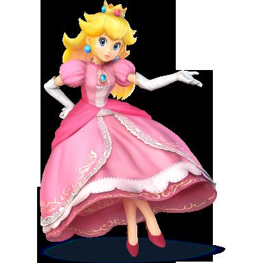 Peach - Super Smash Bros. for Nintendo 3DS and Wii U.png