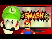 Super Smash Bros - Luigi Time!!!-2