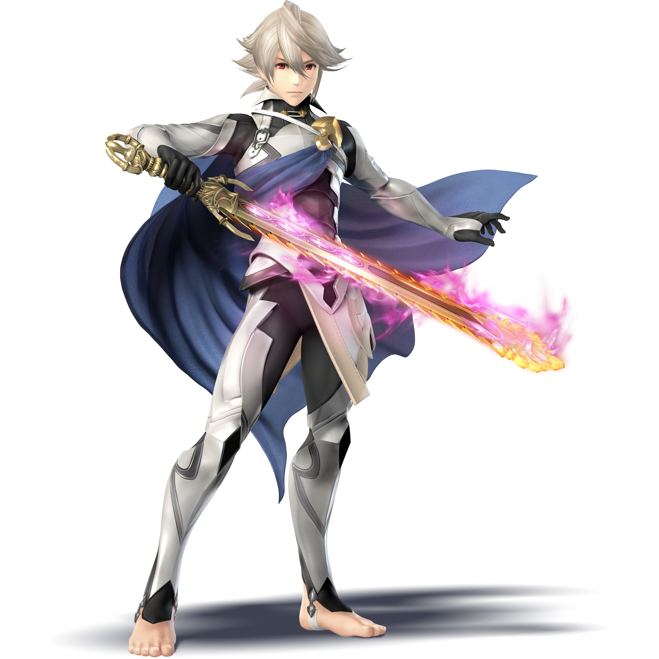Corrin - Super Smash Bros. for Nintendo 3DS and Wii U.png