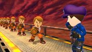 Mii Fighter Army