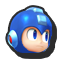 Stock SSB4 mega man
