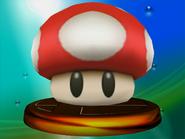 Super Mushroom Trophy (Melee)