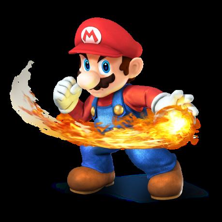 Mario - Super Smash Bros. for Nintendo 3DS and Wii U.png