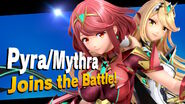 Pyra and Mythra Unlocked SSBU