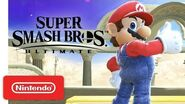 Super Smash Bros. Ultimate - Available 12.7