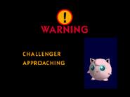 Challenger Approaching Jigglypuff(SSB)