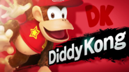 Diddy Kong Splash