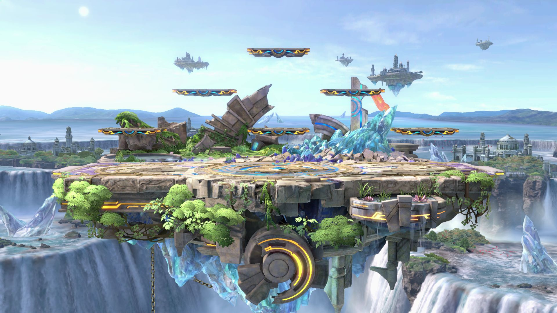 Big Battlefield (Super Smash Bros. Ultimate)