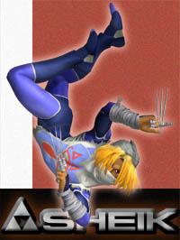 Sheik (Super Smash Bros. Melee)