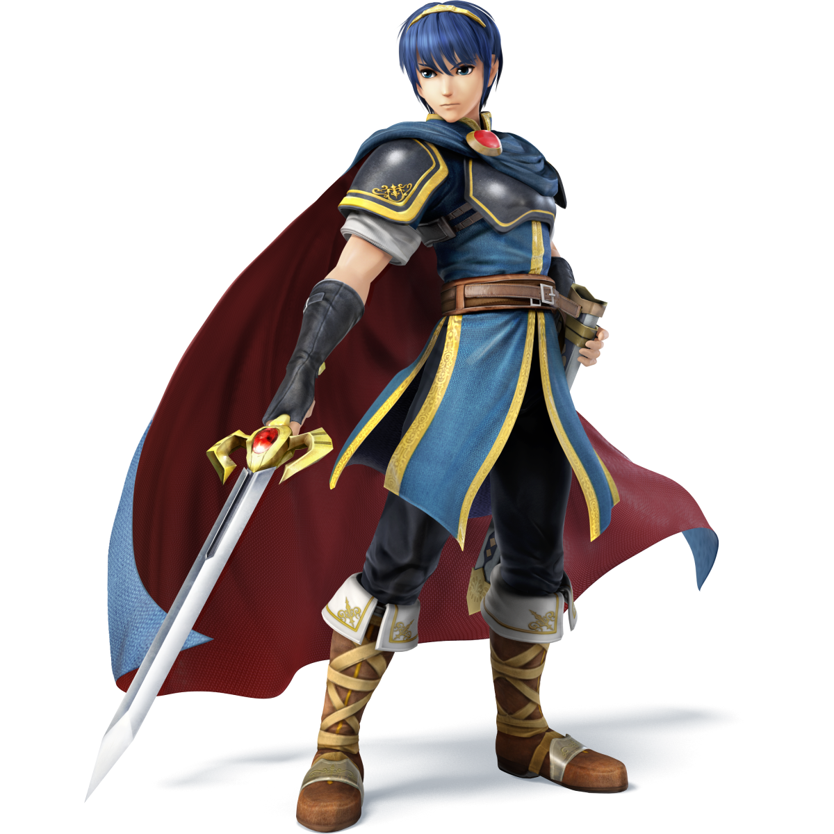 Marth - Super Smash Bros. for Nintendo 3DS and Wii U.png