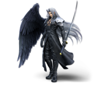 Sephiroth - Super Smash Bros. Ultimate