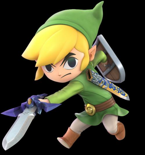 Toon Link (Super Smash Bros. Ultimate)