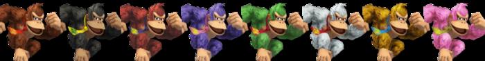 Donkey Kong Palette (SSB4).png